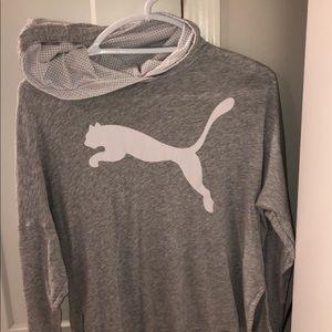 PUMA hoodie sweatshirt